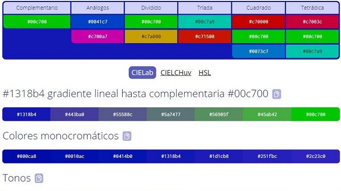 Encycolorpedia - Selección de color por gradiente
