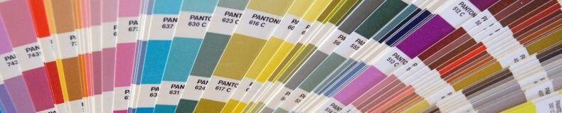 Colores Pantone®